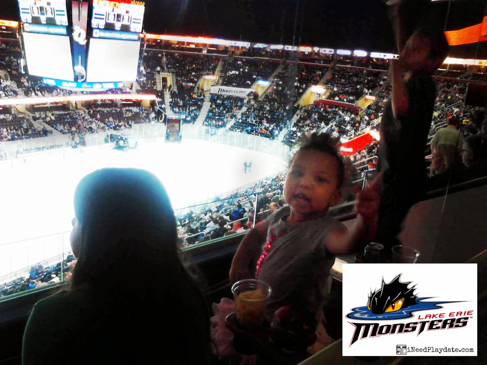 5 Facts About @MonstersHockey That Will Impress Your Mom #sponsored