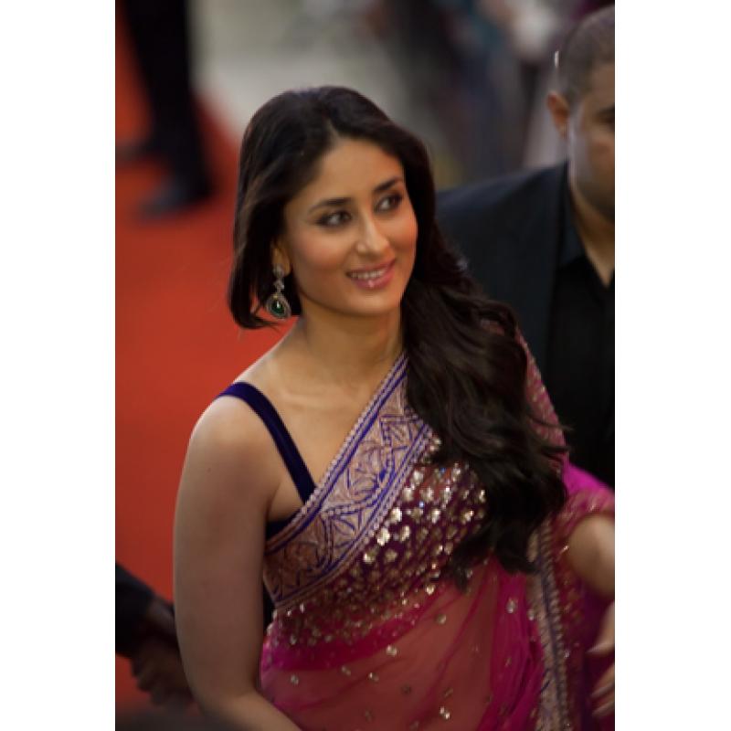 Kareena Kapoor's Sarees Design Collection