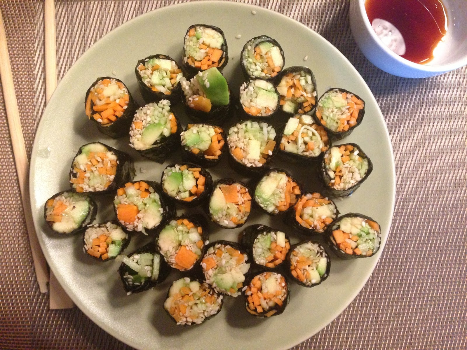 Co Robić Dietetyczne Sushi Fitdertreafacf
