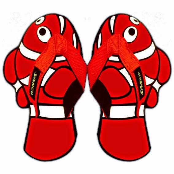 Sandal Sancu Fish, Sandal Sancu Yogyakarta