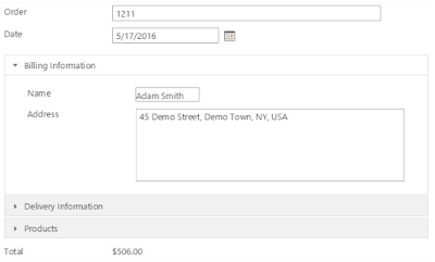 SharePoint Forms Designer