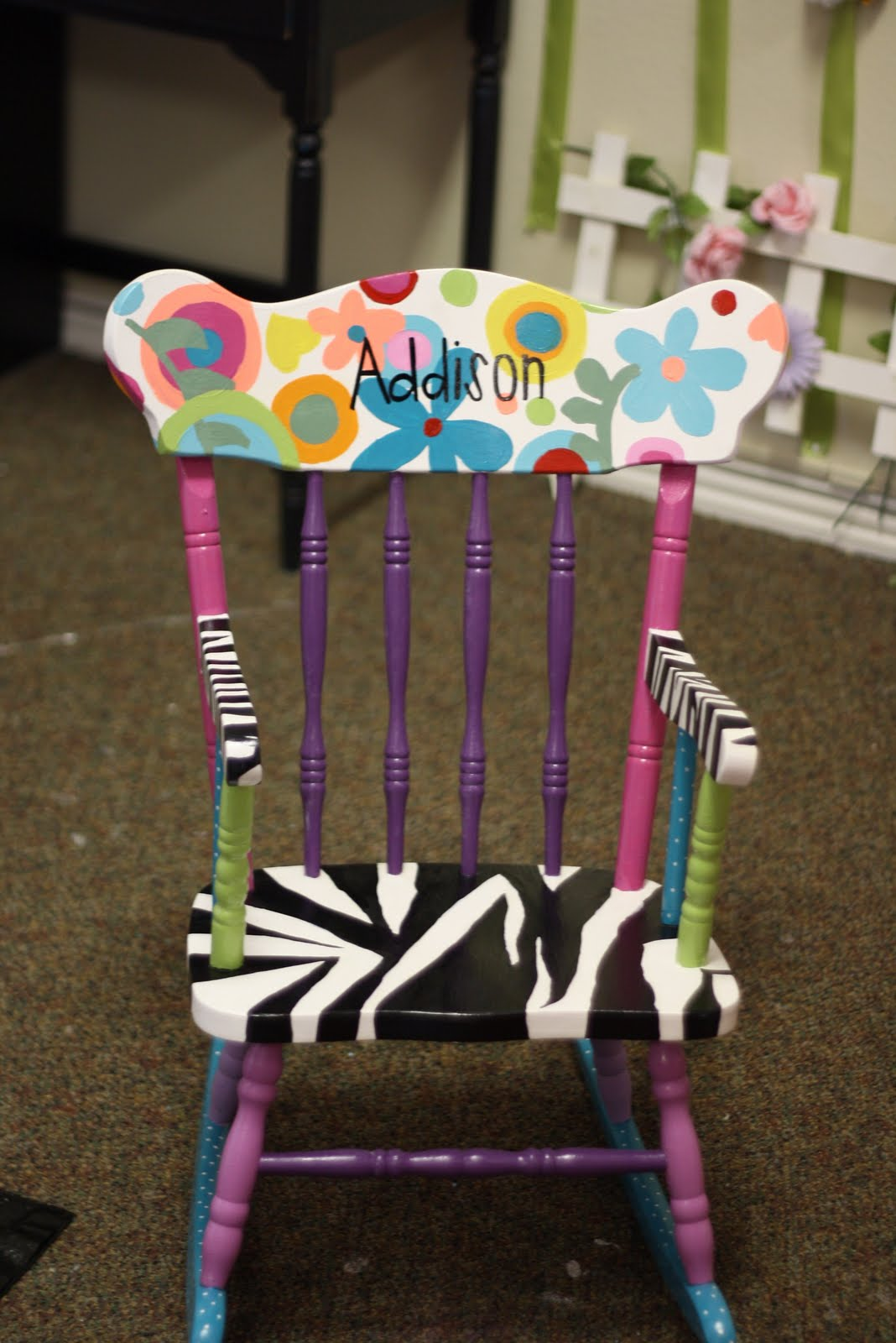 custom rocking chairs texas lazy boy lift jjsparkles addison 39s chair