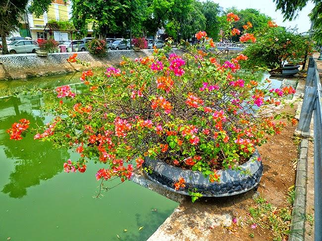 Eterna primavera en Yakarta