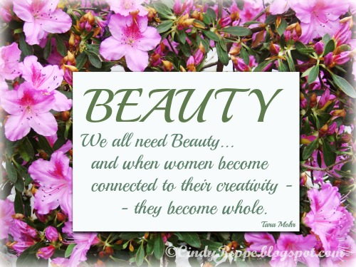 Beauty, Creativity, Azaleas, Tara Mohr, The Feminine Business Model, Creativity Quote, Women, Cindy Rippe