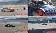 Φωτογραφίες και βίντεο από τον αγώνα δεξιοτεχνίας αυτοκινήτων στην Κόρινθο