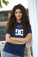 Actress Rithika Sing Latest Pos in Denim Jeans at Guru Movie Interview  0075.JPG
