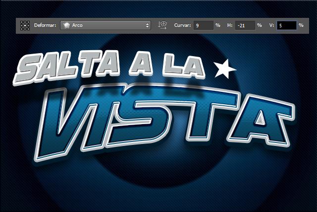 Tutorial de Photoshop Efecto de Texto Deportivo by Saltaalavista Blog 45
