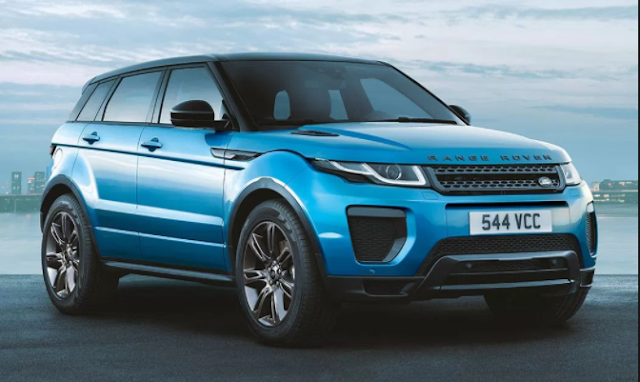 2019 Range Rover Evoque Styling, Engine, Release Date & Price