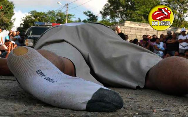 Mataron a un joven con 10 disparos en El Valle