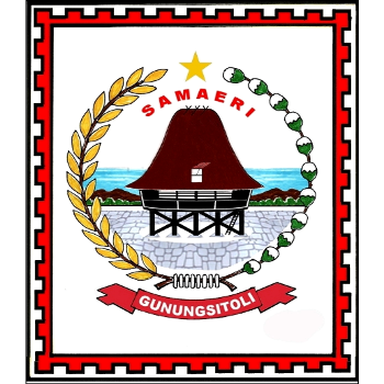 Logo Kota Gunungsitoli PNG