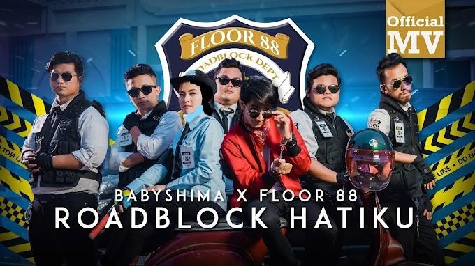 Lirik Lagu Roadblock Hatiku - Baby Shima dan Floor 88