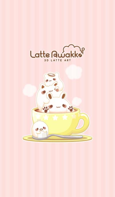 Latte Awakko