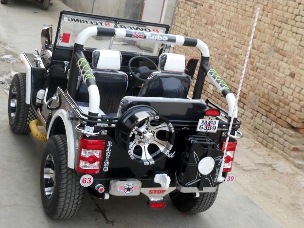 Open Jeep Punjab 2019 2020 Upcoming Cars