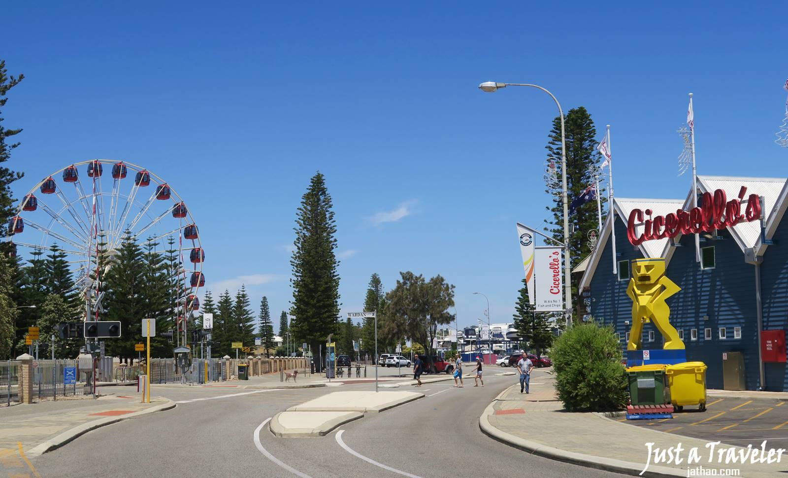 伯斯-推薦-景點-費里曼圖-Fremantle-漁船碼頭-Fishing-Boat-Harbour-自由行-交通-必去-必玩-美食-旅遊-行程-一日遊-遊記