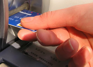 Credit Card Cash Withdrawals in ATMS