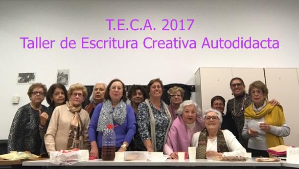 El Blog de María Serralba - T.E.C.A. cumple tres años