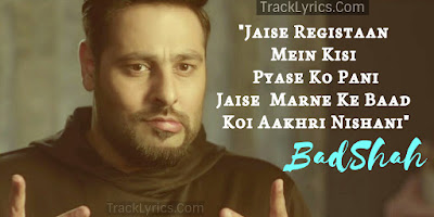 heartless-rap-quptes-by-badshah-song-lyrics-aastha-gill