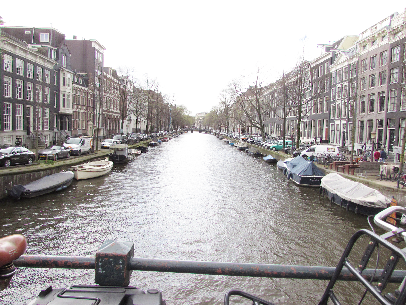 A Trip To Amsterdam #1