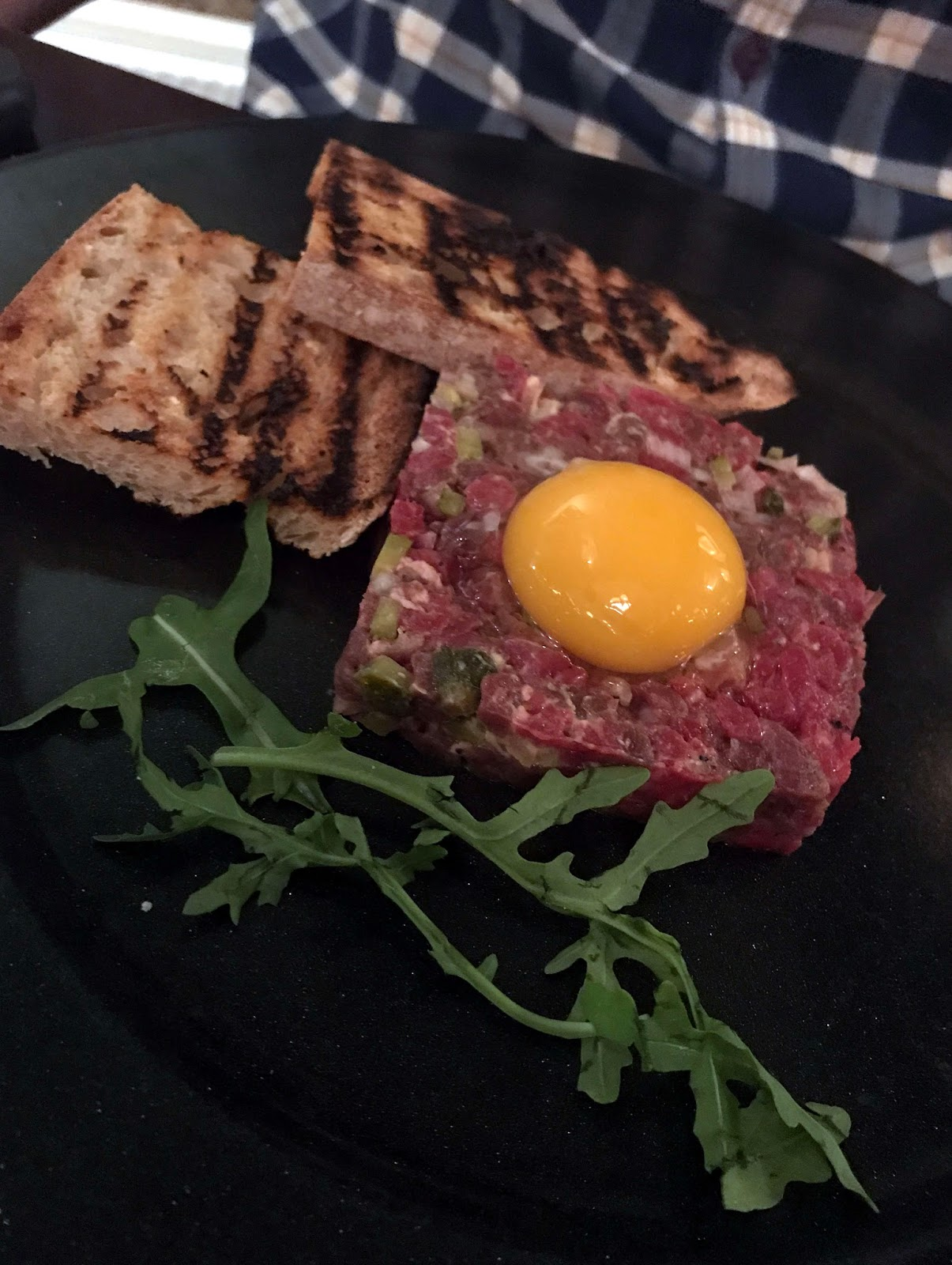 Stitch & Bear - Beaufield Mews - Beef tartare