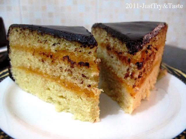 Resep Cake Kukus Pakai Santan: Resep Cake Kukus Lapis Srikaya Dengan Coklat Ganache