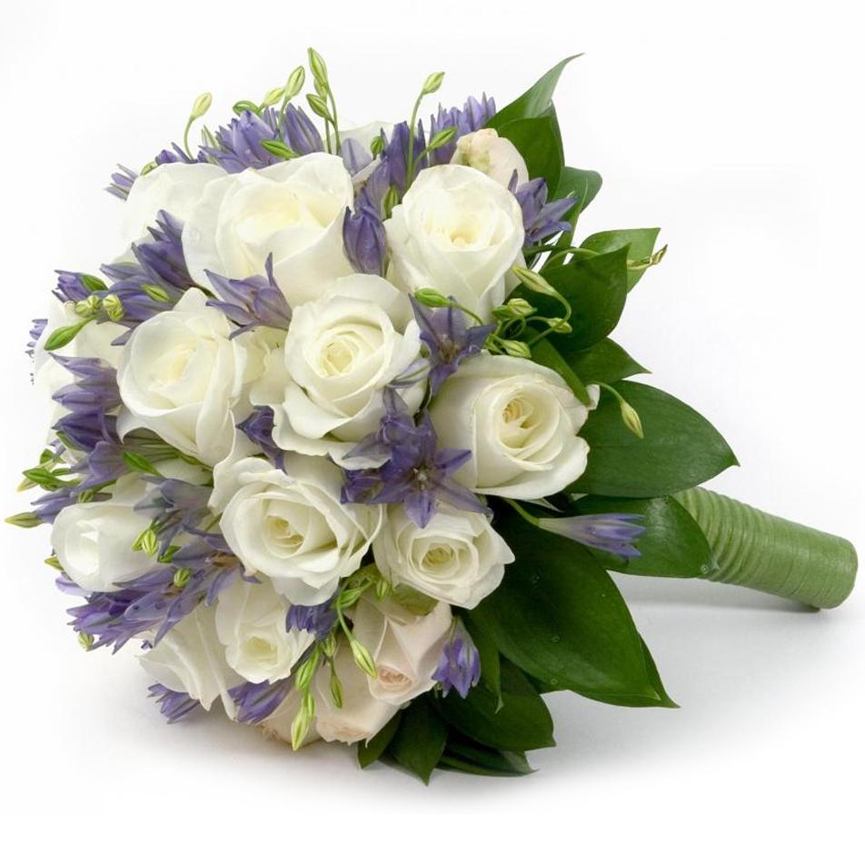 Wedding Bouquet Flower Types: Http://refreshrose.blogspot.com/