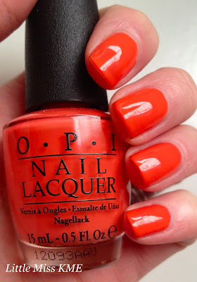 OPI, Nail Polish, Spiderman Collection, 2012