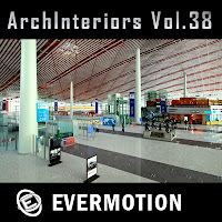 Evermotion Archinteriors vol.38室內3D模型第38期下載