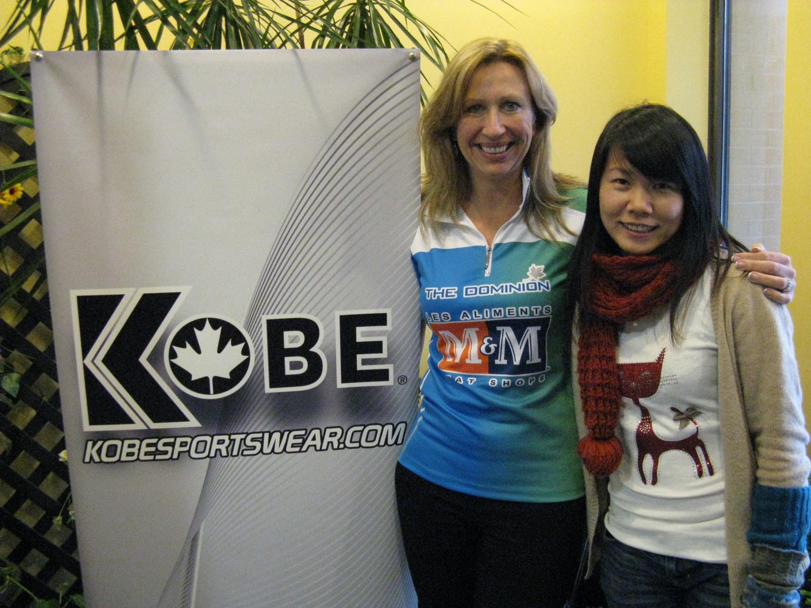 Behind The Glass: Jo tours Kobe