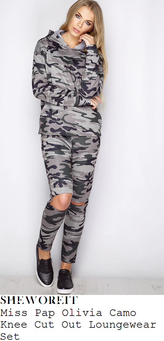 megan-mckenna-grey-camouflage-print-long-sleeve-hoodie-sweatshirt-and-cut-out-split-knee-sweatpants-tracksuit-co-ords-set-instagram