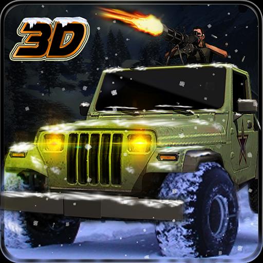 تحميل لعبة Army War Truck Driver Sim 3D مهكرة كلشي مفتوح