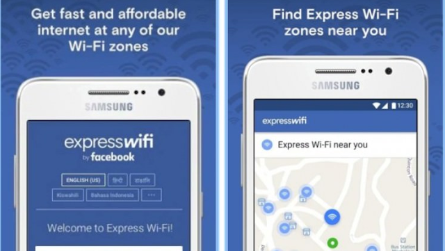 Facebook Launches Express Wi-Fi Android App to Connect Developing Countries to the Web