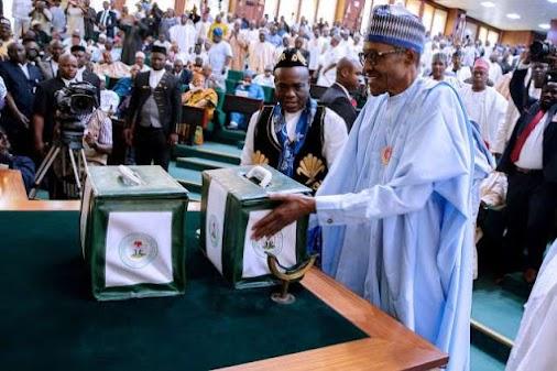 2018 Budget: Senate Passes #9.1 Trillion The Nigerian Senate has passed 2018 budget. The budget was ...