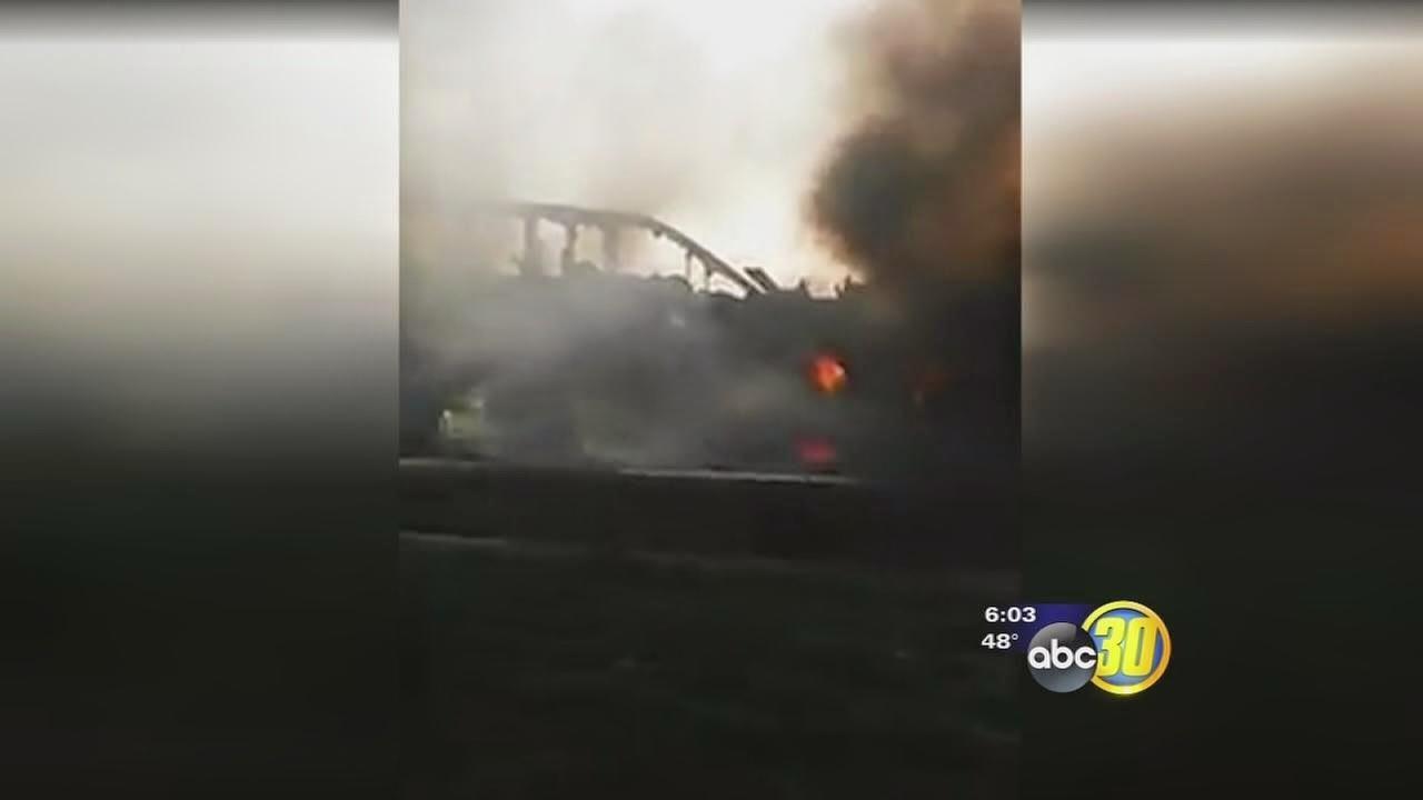 kings county kettleman city big rig crash fatality interstate 5