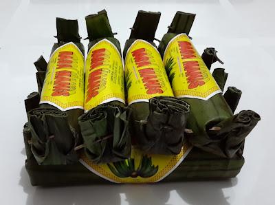 Gethuk Gedang / pisang Khas Kediri Raya