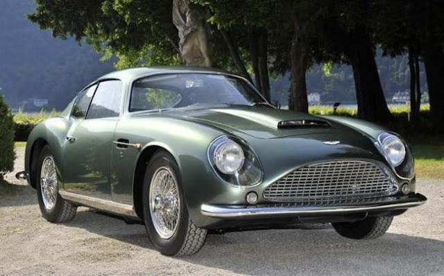 Aston Martin DB4 Zagato 1932