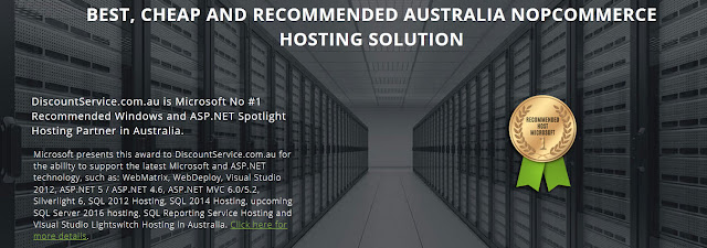Best, Cheap NopCommerce Hosting in Australia