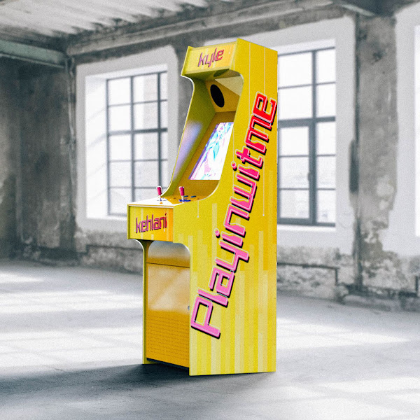 KYLE - Playinwitme (feat. Kehlani) - Single  Cover