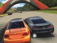 سباق السيارات لاعبين