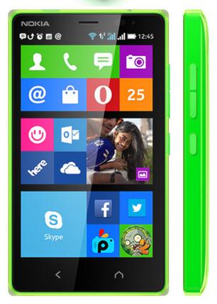 Harga HP Nokia X2 Dual SIM
