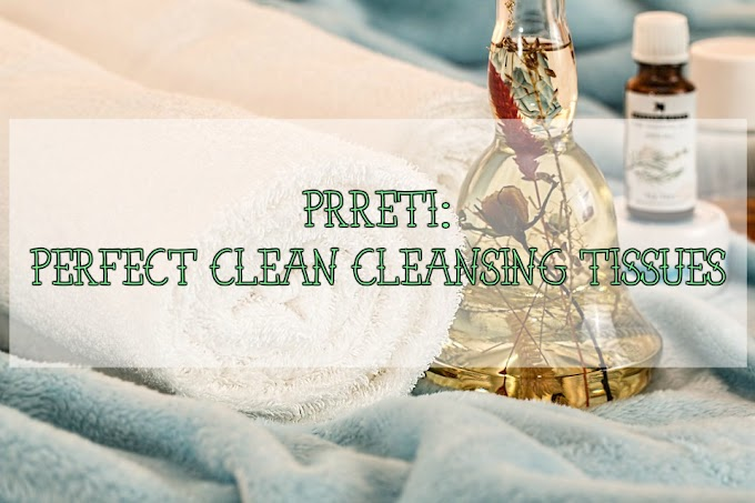 PRRETI: PERFECT CLEAN CLEANSING TISSUES