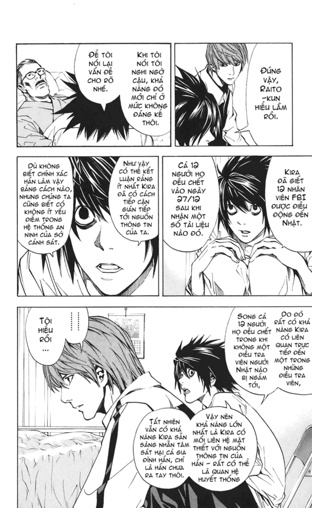 Death Note chapter 022 trang 9