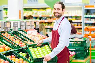 Grocery Clerk Job Search