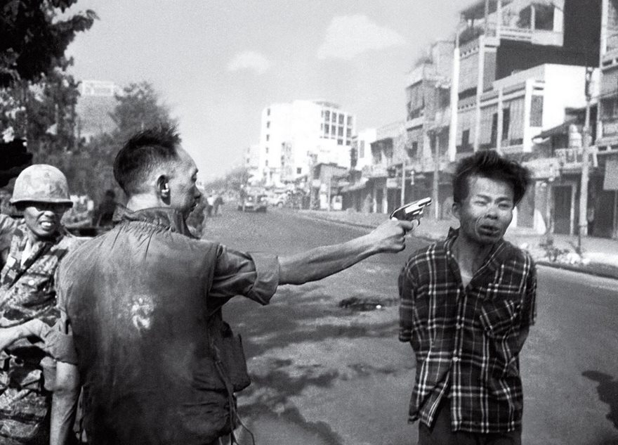 #51 Saigon Execution, Eddie Adams, 1968 - Top 100 Of The Most Influential Photos Of All Time