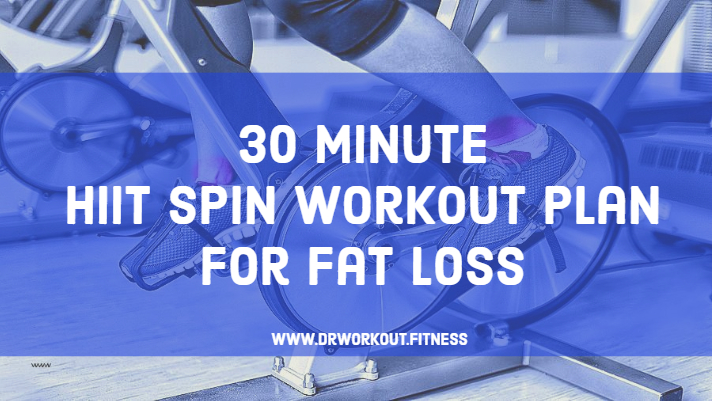 HIIT Spin Workout  Plan