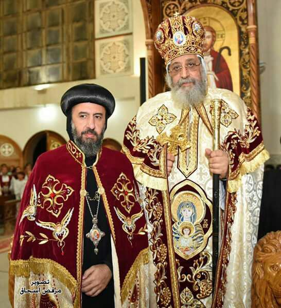 The Coptic Orthodox Church Uk Announcement Hg Bishop Angaelos