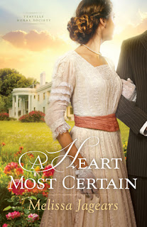 Heidi Reads... A Heart Most Certain by Melissa Jagears