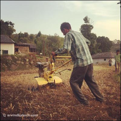 Indian Farmer,