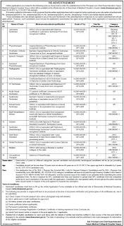 TMC Assam Tezpur Medical College & Hospital Lab Technician Jobs Recruitment 2017