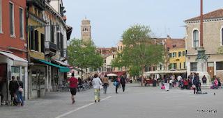 Campo San Margarita, Venice