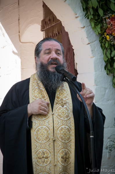 Κήρυγμα Όρθρου Μεγάλης Πέμπτης. π. Γεώργιος Σχοινάς στον Άγιο Νικόλαο Φιλοπάππου